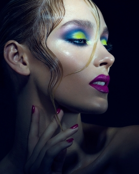 Beauty editorial-美容人像